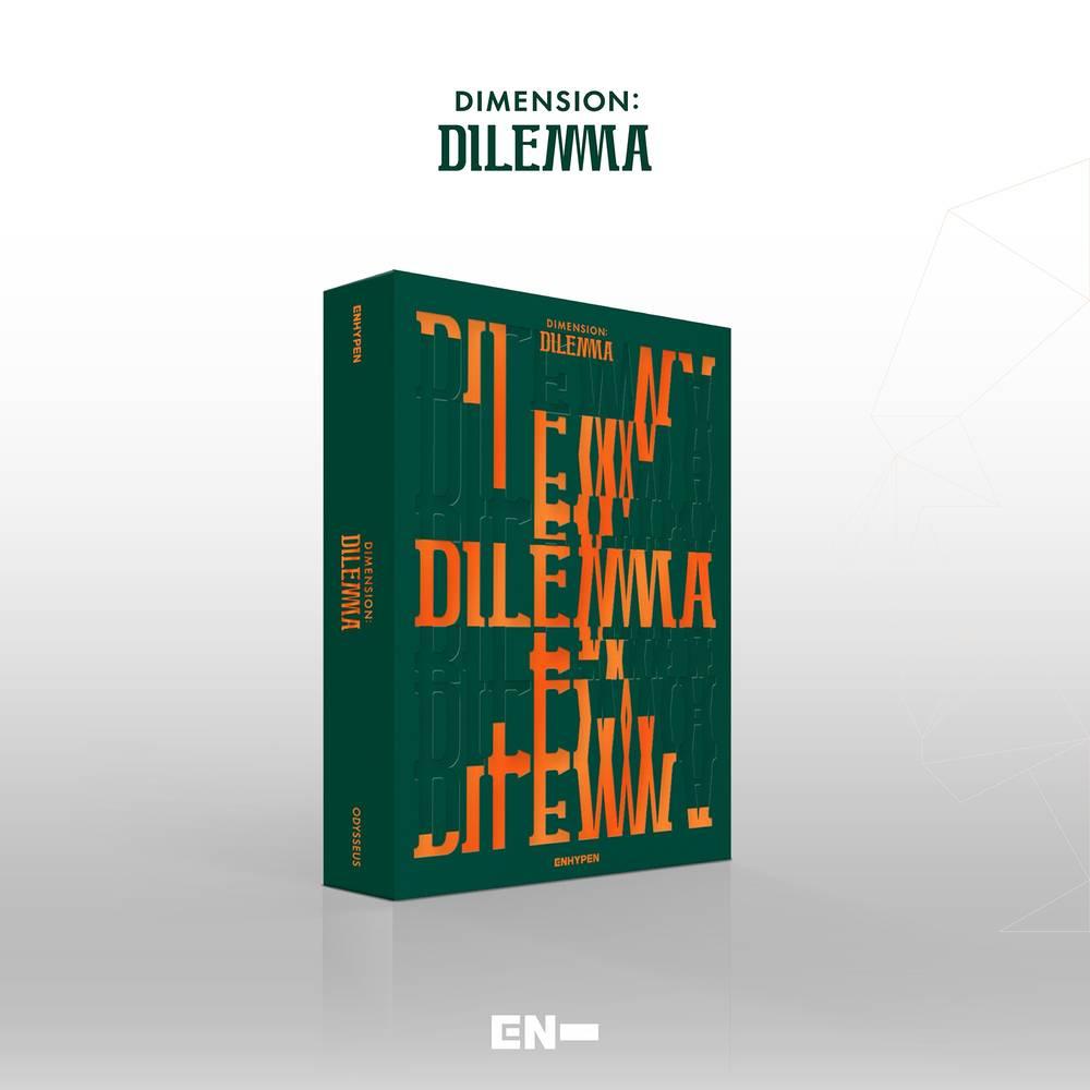 ENHYPEN - DIMENSION : DILEMMA [ODYSSEUS version]