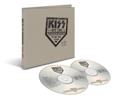 Kiss - KISS Off The Soundboard: Tokyo 2001 [2 CD]