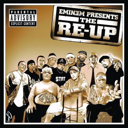 Eminem Presents: The Re-Up [LP]