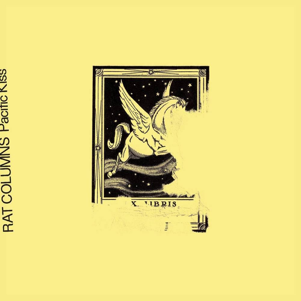 Rat Columns - Pacific Kiss [Indie Exclusive Limited Edition Pastel Pink LP]