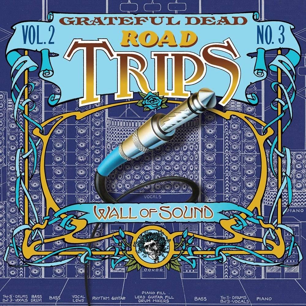 Grateful Dead - Road Trips Vol. 2 No. 3 - Wall of Sound [2CD]