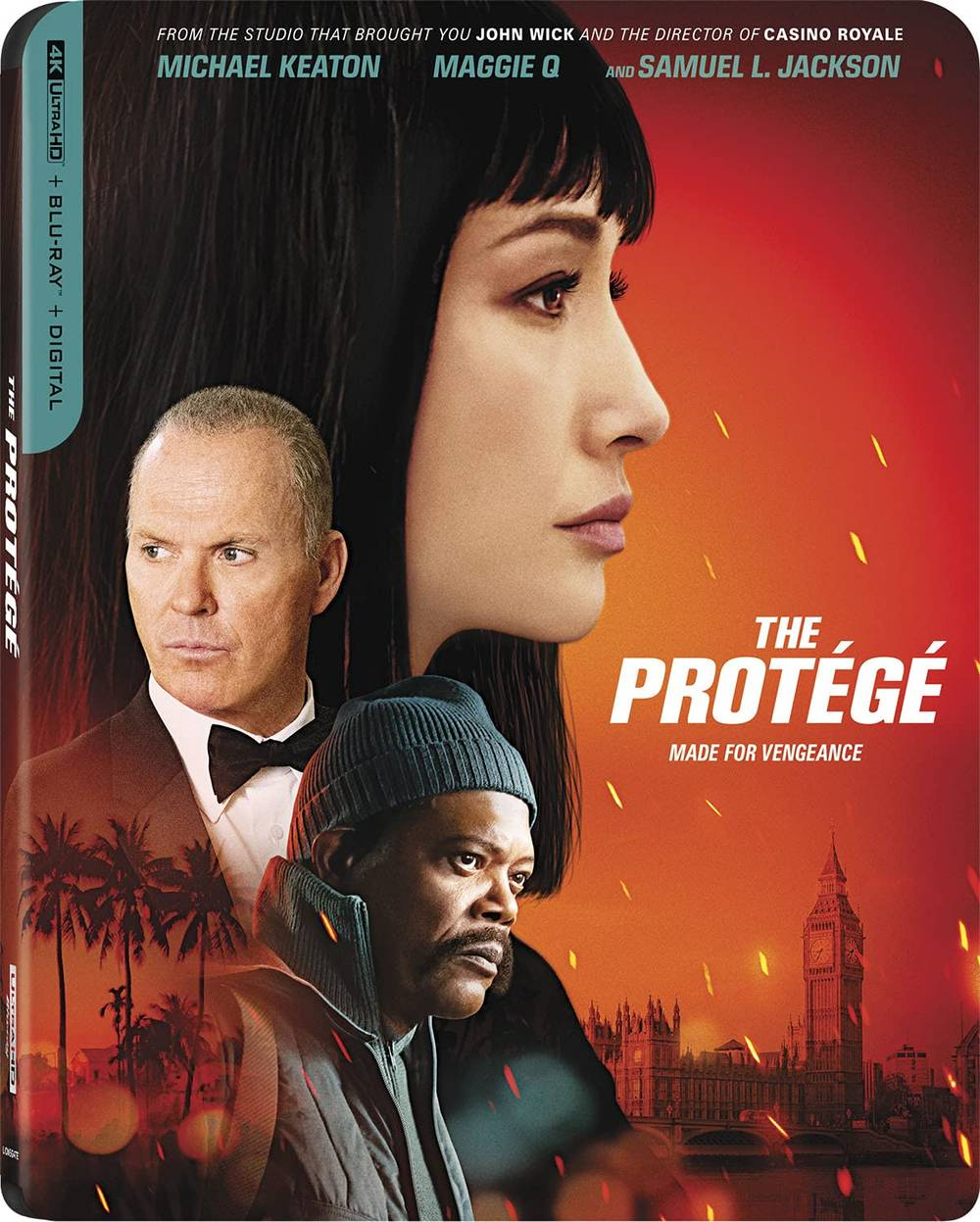 The Protege [Movie] - The Protege [4K]