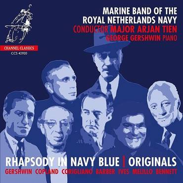 Rhapsody In Navy Blue - Originals