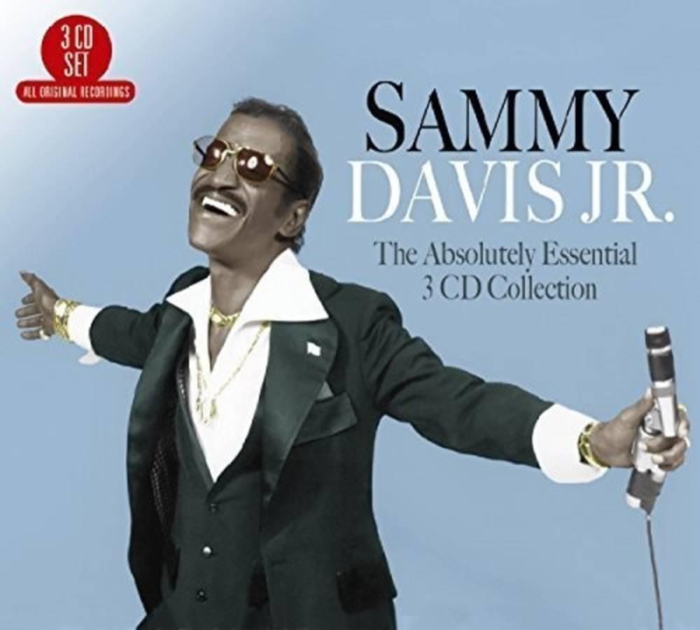 Sammy Davis Jr - Absolutely Essential 3 CD Collection