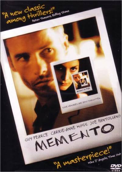 Pearce/Moss/Pantoliano/Junior/ - Memento