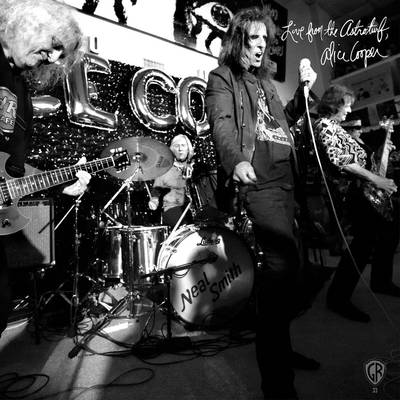 Alice Cooper - Live From The Astroturf