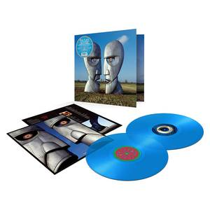 The Division Bell: 25th Anniversary [Limited Edition Translucent Blue 2LP]
