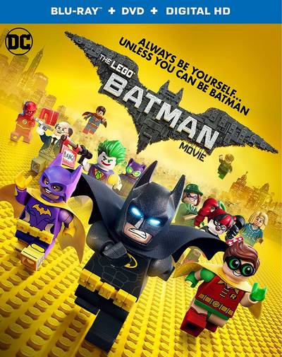 The Lego Batman Movie [Movie] - The Lego Batman Movie