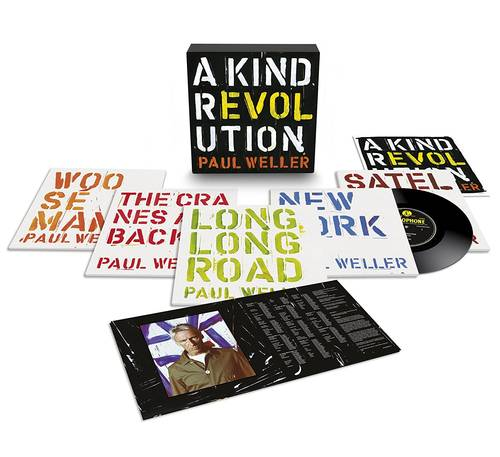 A Kind Revolution [Deluxe 10 inch Vinyl Box Set]