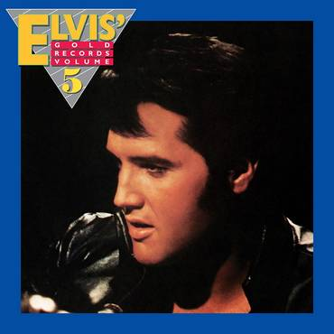 Elvis' Gold Records Volume 5 [Limited Edition Audiophile Translucent Gold LP]