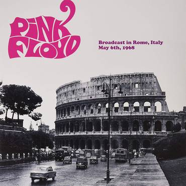 Broadcast in Rome Italy May 6th 1968 [LP]