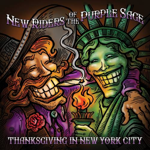 Thanksgiving in New York City (Live) [RSD BF 2019]