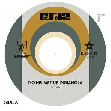No Helmet Up Indianola [Vinyl Single]