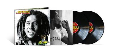 Bob Marley & The Wailers - Kaya 40 [2LP]