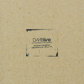 DMBLive 4.22.93 Prism Coffeehouse - Charlottesville, VA