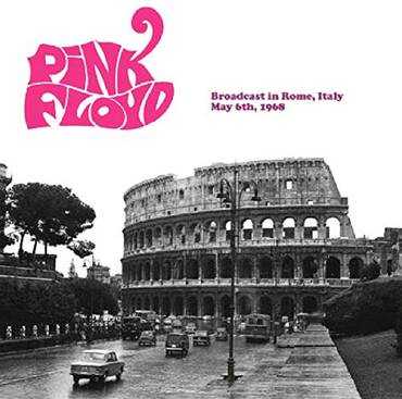 Broadcast in Rome Italy May 6th 1968 [Limited Edition Green LP]