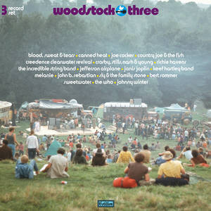 Woodstock Three / Various Blk Ogv