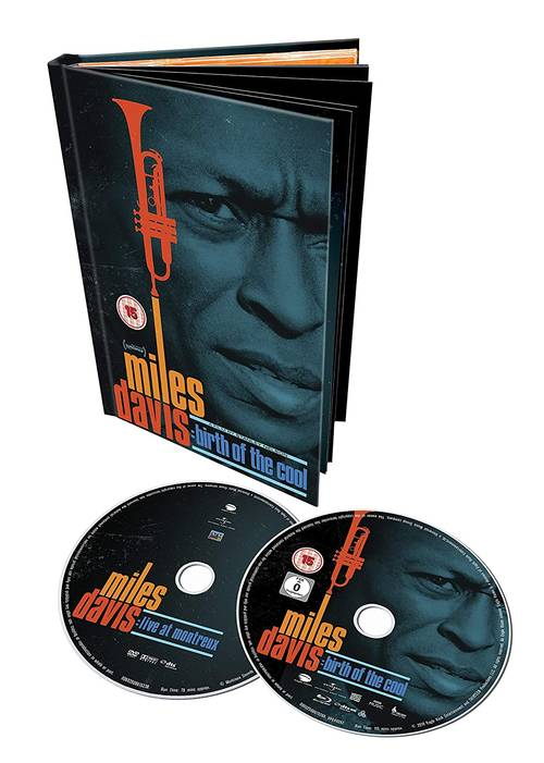Miles Davis: Birth of the Cool [Blu-ray+DVD]