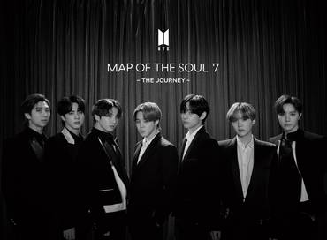 MAP OF THE SOUL: 7 – THE JOURNEY [Limited Edition CD/Book] [Ver. C]