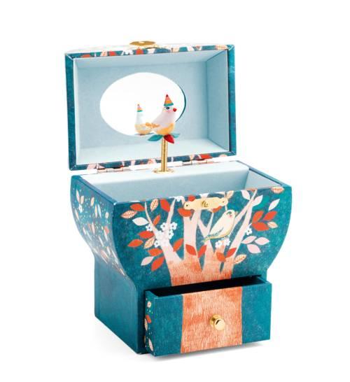 Music Box - Night Singing Bird Music Box