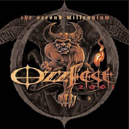 Ozzfest 2001: The Second Millennium [PA]