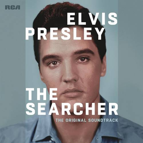 Elvis Presley: The Searcher [The Original Soundtrack LP]