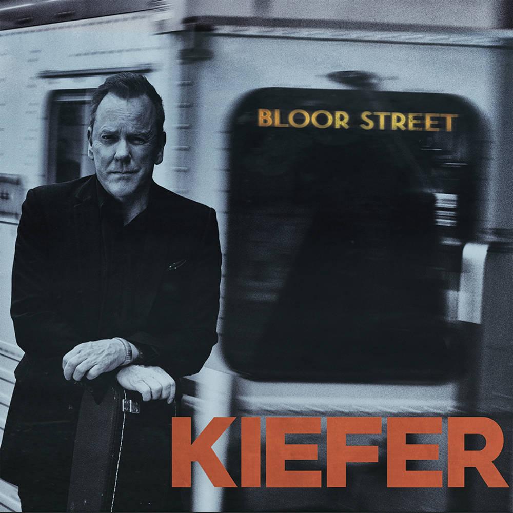 Kiefer Sutherland - Bloor Street [Black LP]