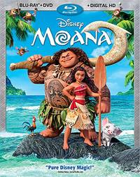 Moana [Disney Movie] - Moana