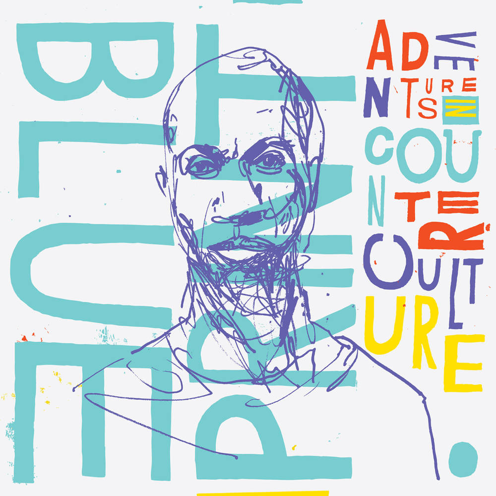 Blueprint - Adventures In Counter Culture: 10 Year Anniversary Edition [Blue & Purple 2LP]