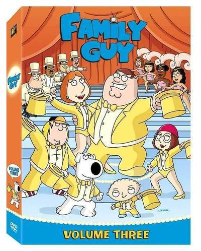 Family Guy [TV Series] - Family Guy: Volume Three