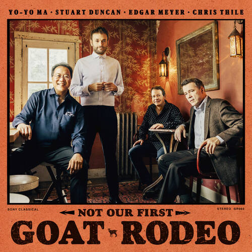 Not Our First Goat Rodeo [LP]