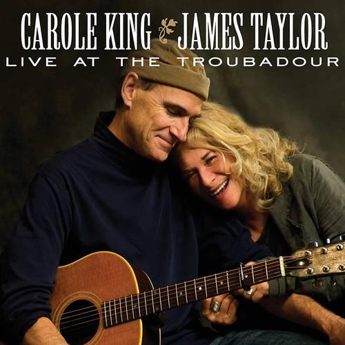 Carole King & James Taylor - Live at The Troubadour [2LP]