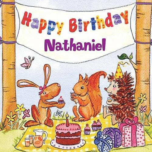 Happy Birthday Nathaniel