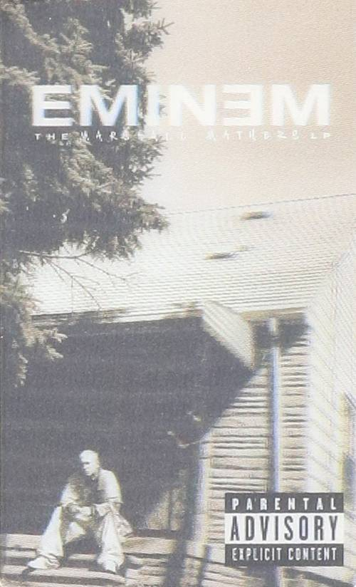 The Marshall Mathers LP [Cassette]