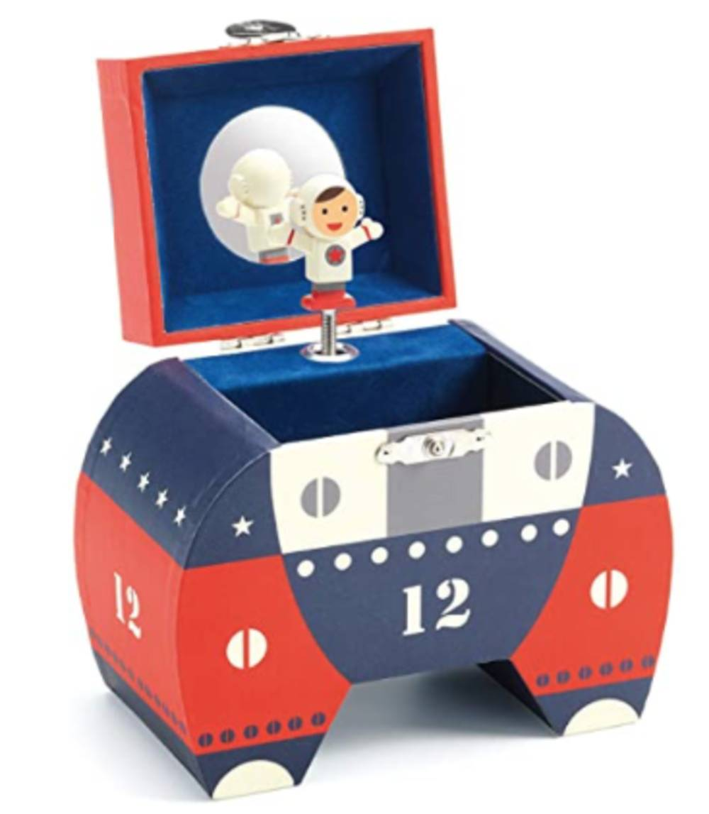 Music Box - Polo 12 Spaceboy Music Box
