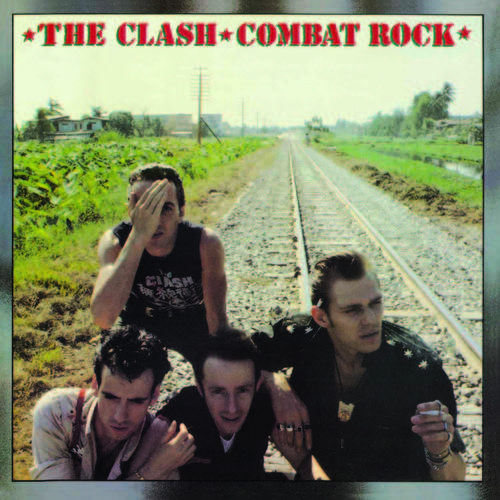 Combat Rock (Gold Series) (Aus)