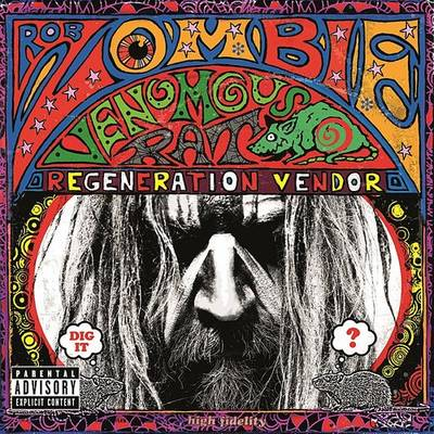 Rob Zombie - Venomous Rat Regeneration Vendor