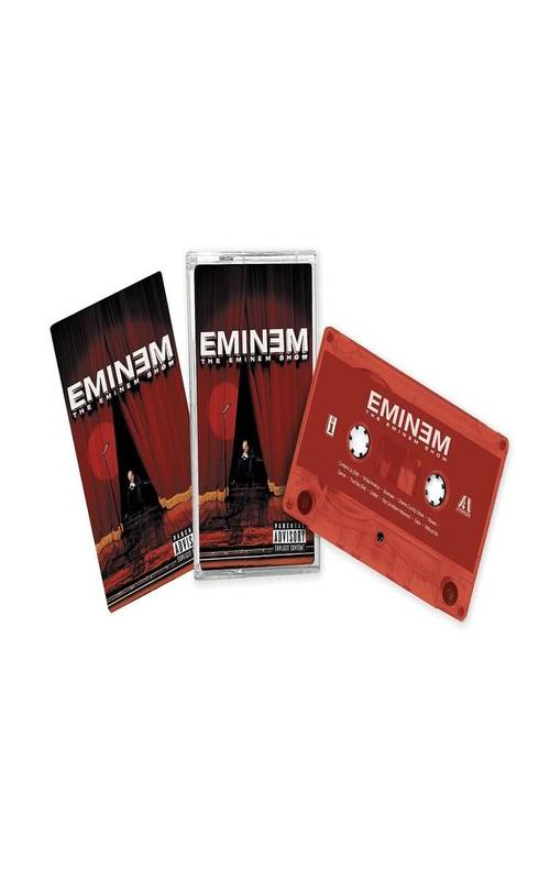 The Eminem Show [Translucent Red Cassette]