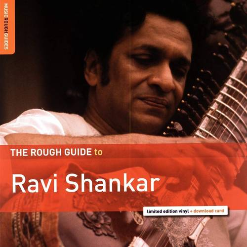 The Rough Guide To Ravi Shankar [LP]