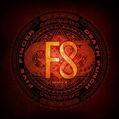 Five Finger Death Punch - F8 [Indie Exclusive Limited Edition 2LP]