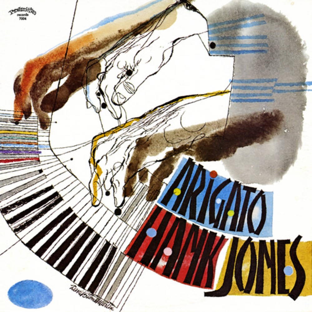 Hank Jones - Arigato [Indie Exclusive Limited Edition LP]