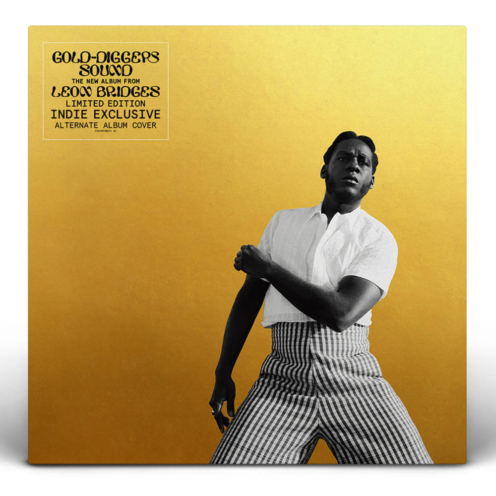 Leon Bridges - Gold-Diggers Sound [Indie Exclusive Limited Edition Alternate Cover LP]