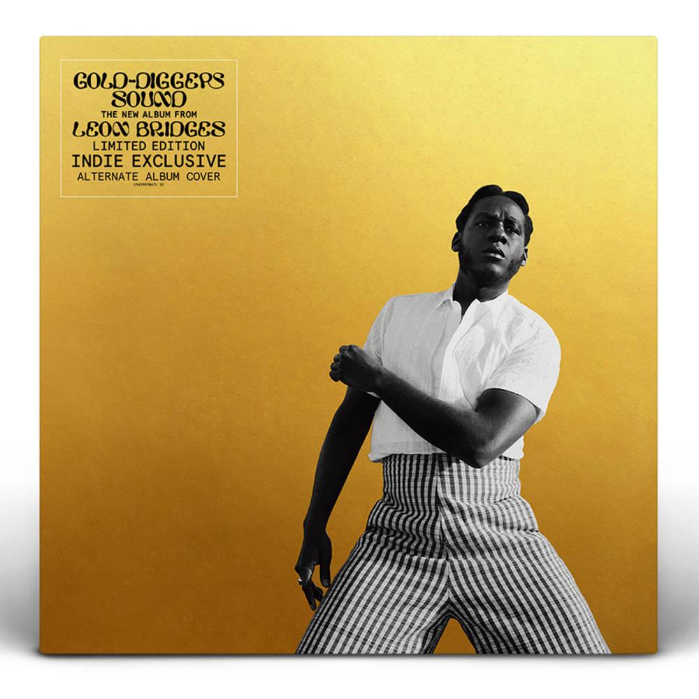 Leon Bridges - Gold-Diggers Sound [Indie Exclusive Limited Edition Alternate Cover LP]