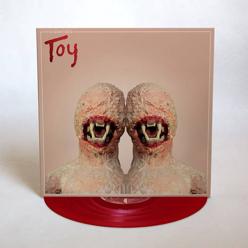 Toy [Indie Exclusive Limited Edition Lipstick Red LP]