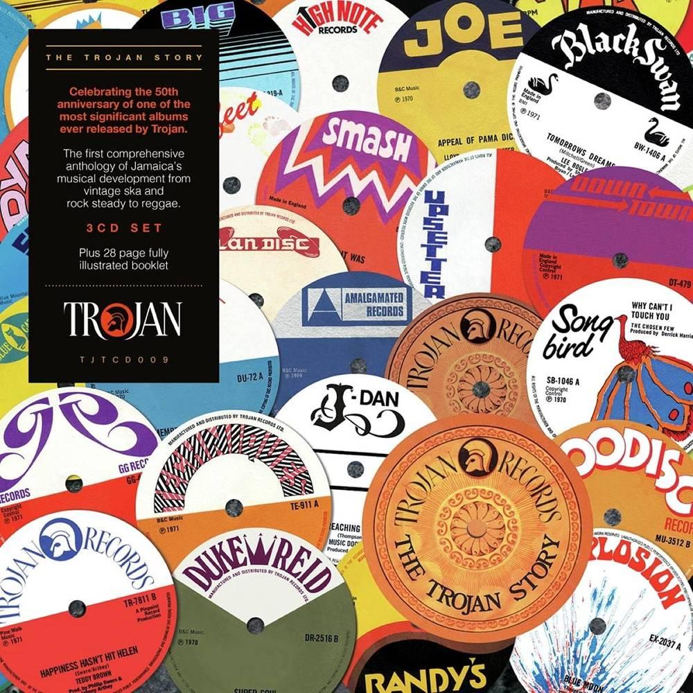 Various Artists - The Trojan Story [3CD]