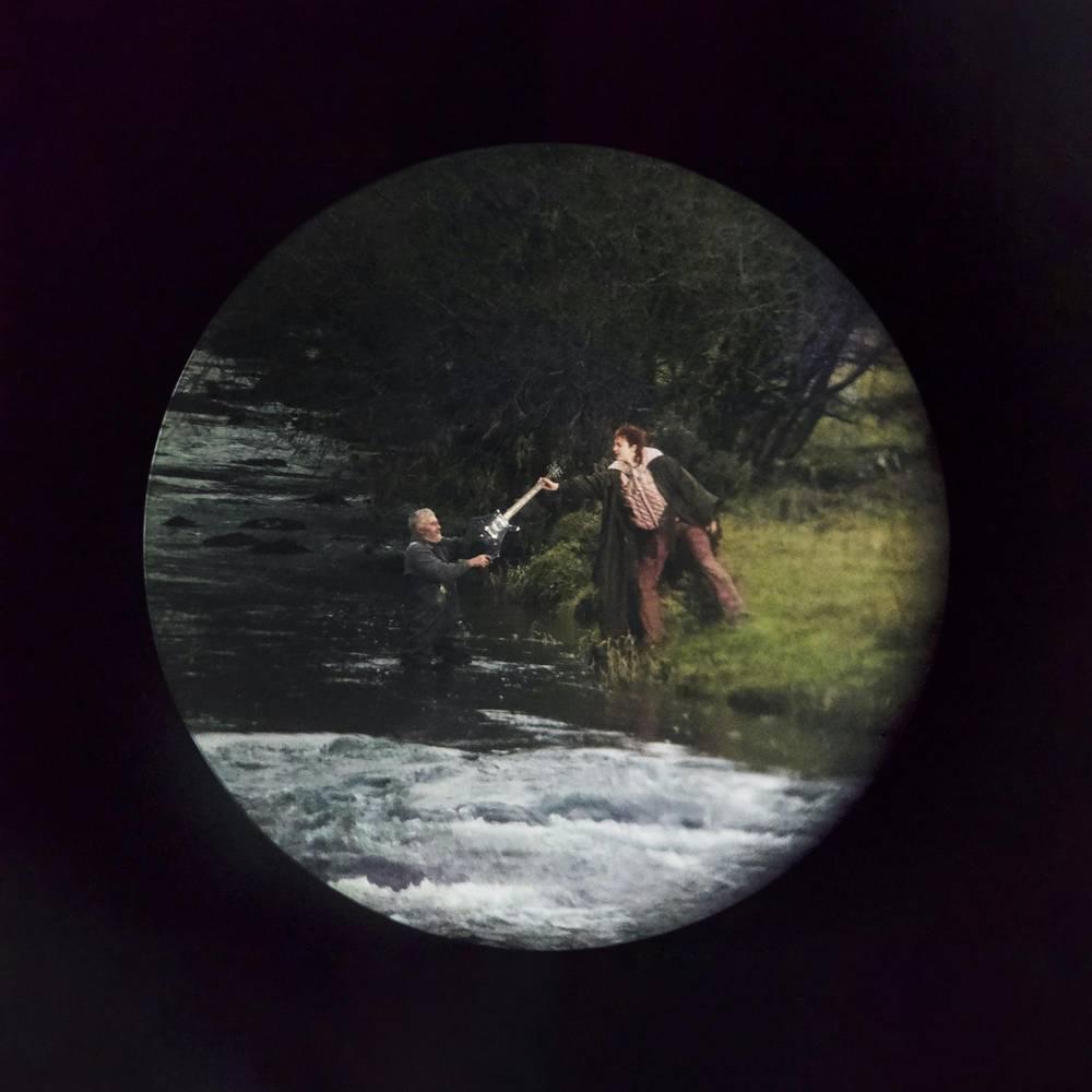 Tiberius B - Stains EP [Vinyl]