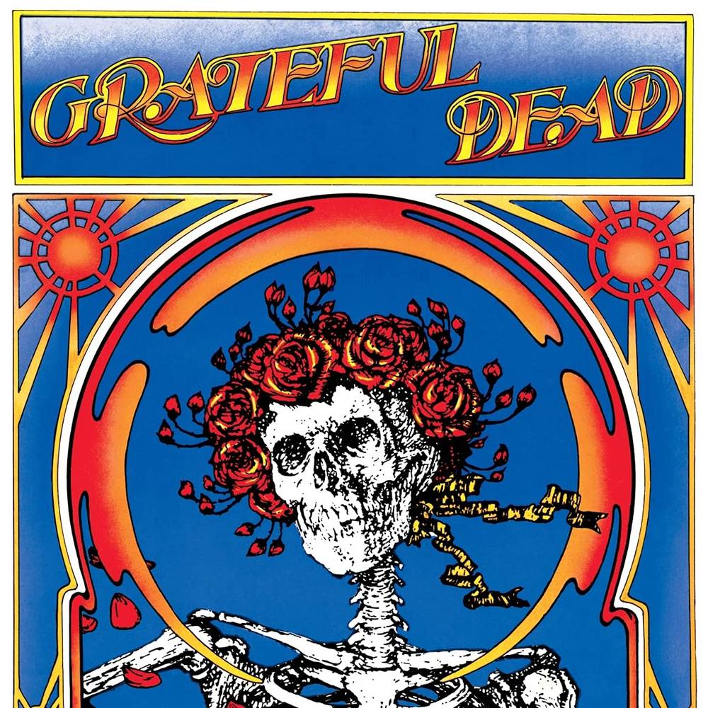 Grateful Dead - Grateful Dead (Skull & Roses) [Live]: 2021 Remaster [2LP]