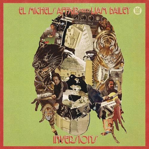 El Michels Affair Meets Liam Bailey - Ekundayo Inversions [Clear Red LP]
