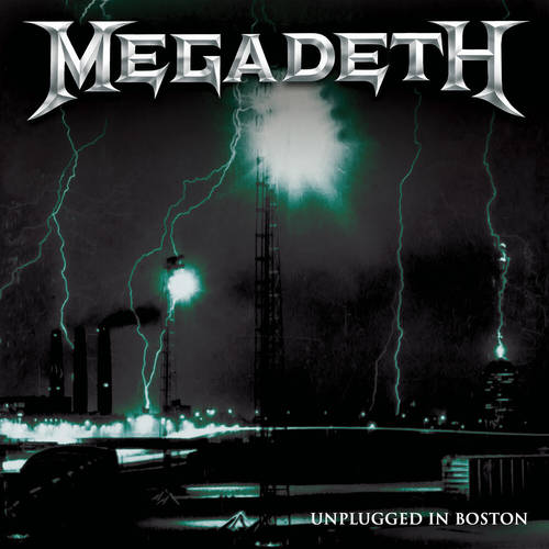Megadeth - Unplugged In Boston [Black LP]