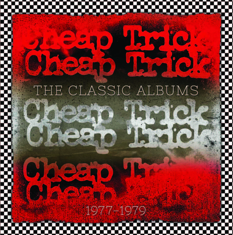 Cheap Trick The Classic Albums 1977 79